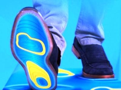 Гелевые стельки Scholl для обуви